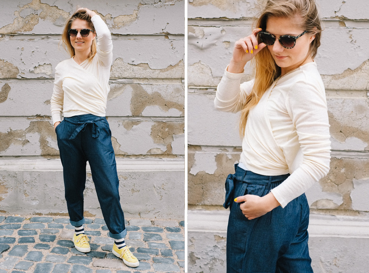 NicetohaveMag_fairfashionOOTD_fair_emu_PeopleTree_creme_Superga_VIUEyewear_HappySocks